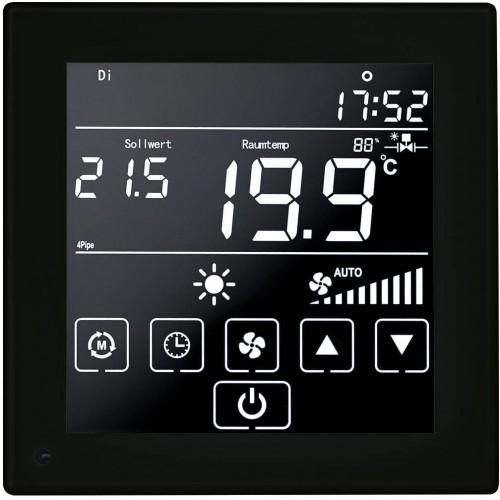 Регулятор температуры LCF02 Touch black