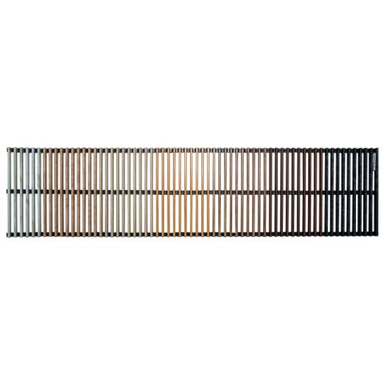 DR 15.145-AU light-r рулонная решётка  145 мм, светлое золото